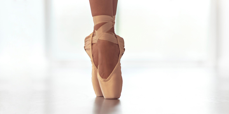 Zapatillas de Ballet de Punta