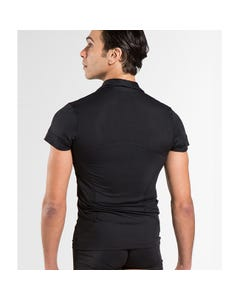 Wear Moi Mens Microfibre Zip T-Shirt