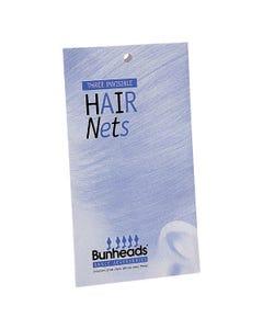 Bunheads - Redecilla para pelo castaño claro