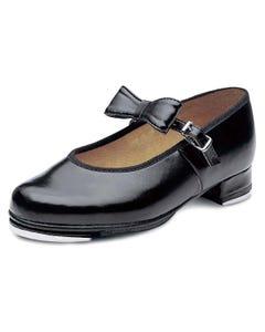 Bloch - Zapatos de claqué Merry Jane (negros)