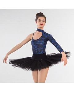 1st Position Falda-Tutú de Ensayos de Ballet