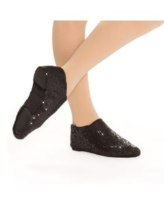 Sequin Jazz Shoe Cover