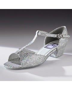 1st Position - Zapato holográfico para bailes de salón (2,5 cm de tacón aprox.)