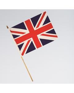 Banderas Union Jack – Pack de 12