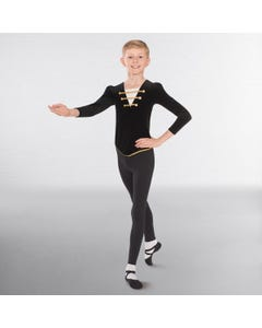 1st Position Túnica de Ballet de Terciopelo