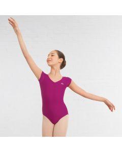 ABD - Maillot con mangas japonesas, grados 1 a 4 de ballet