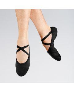 """Bloch - Zapatillas de Ballet """"Pump"""" para Hombre de Tela"""