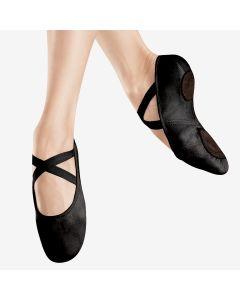 Bloch  Infinity Stretch Zapatilla de Ballet de Tela