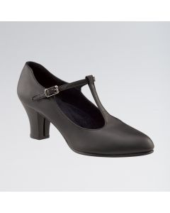 Capezio Zapato de Carácter con Tira en Forma de T