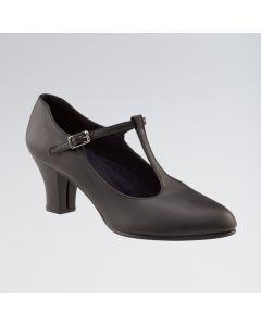 Capezio Zapato de Carácter con Tira en Forma de T Junior Footlight™