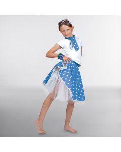 Falda de Lunares (Talla Infantil)