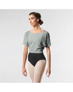 Bloch Tatiana Jersey Corto de Punto con Textura
