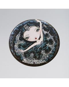 Ballet Papier Espejo de Bolsillo