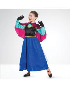 Vestido Princesa de Hielo