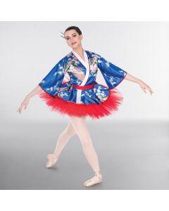 1st Position Kimono Azul