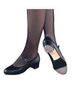 Capezio - Zapatos de claqué con cierre de hebilla