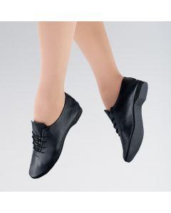 Zapatos Básicos de Jazz de Piel