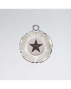 Medalla Rosa Tudor (plata)