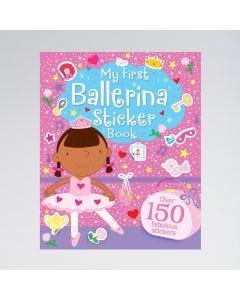 My First Ballerina Libro de Pegatinas