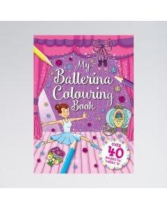 My Ballerina Libro de Colorear