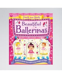 Beautiful Ballerina Libro