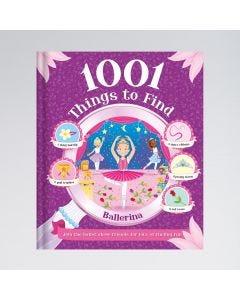 1001 Cosas para Buscar - Libro de Bailarinas