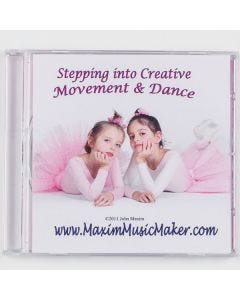 CD Stepping into Creative Movement & Dance