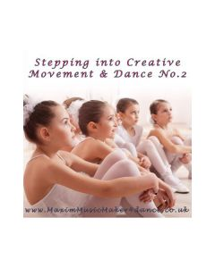 CD Stepping into Creative Movement & Dance 2