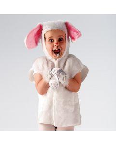 Tabardo de conejo (talla niño)