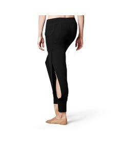 FP5054 - SOUK - Draw Cord Side Split Harem Pants
