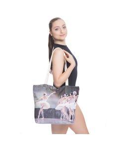 Revolution Ballet Tote Bag