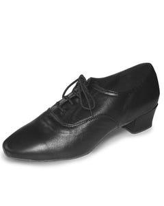 Roch Valley Vince Zapato de Bailes Latinos de Hombre de Piel con Tacón de 4 cm