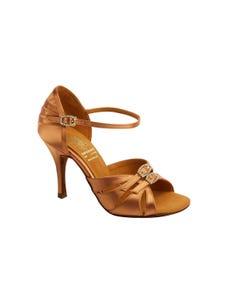Supadance - Zapato de Satén de Competición