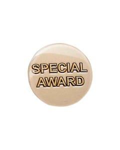 "Placa para trofeos ""special award"""