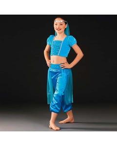 Bailarina oriental