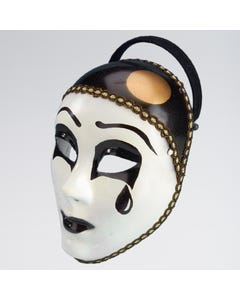 Máscara de pierrot